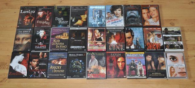 Filmy DVD - 26 szt.