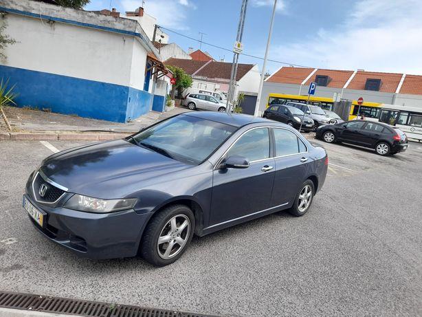 Honda acord 2.2 diesel impecavel 04