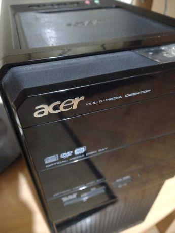 Computador Acer Aspire Quad Core 4gb RAM