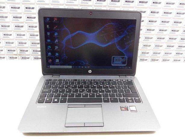 Laptop używany HP 725 AMD A8 8GB 240 SSD 12,5 Radeon GWARANCJA FV