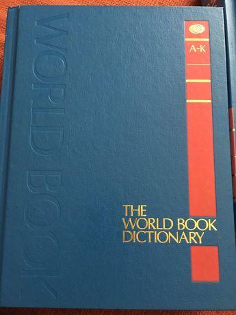 The World Book Dictionary Энциклопедия. Толковый словарь. Английский