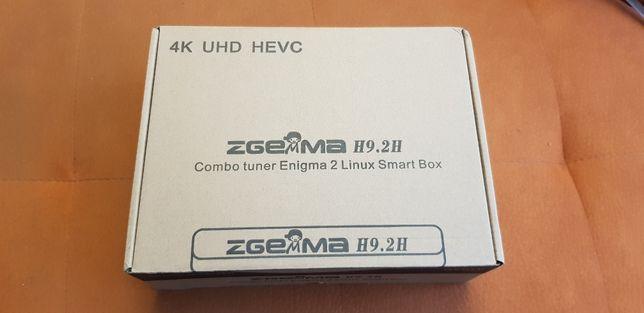 Zgemma H92H, CCcam, Oscam, karta nc+.