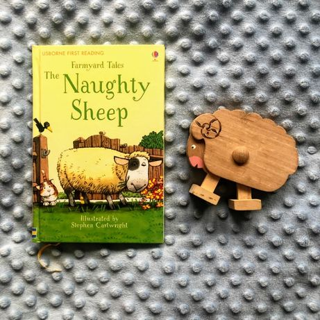 Farmyard Tales The Naughty Sheep Usborne