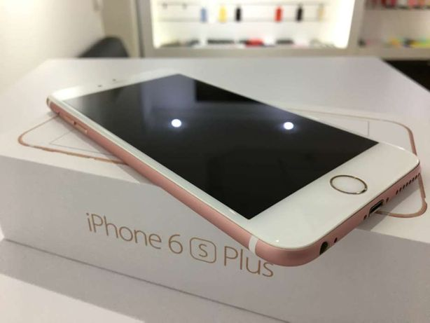 Продам iphone 6s plus 16gb.rose gold