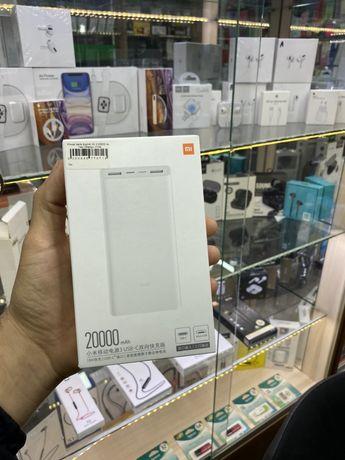 Power bank Xiaomi Mi 3 20000 mAh Fast Charge White