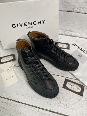 Мужская обувь Givenchy зимове взуття