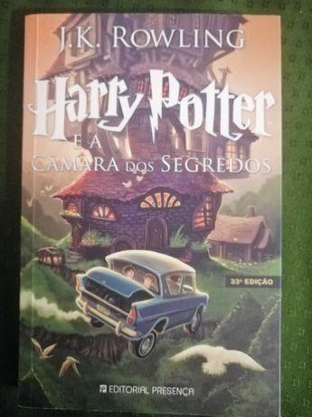 Harry Potter e a Câmara dos Segredos Nº.2