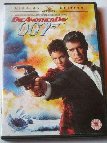007 Morre Noutro Dia - 2 DVD's