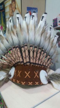 Головной убор индейцев, маска