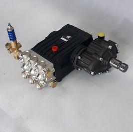 pompa interpump z przekładnia na wałek WOM opryskiwacz