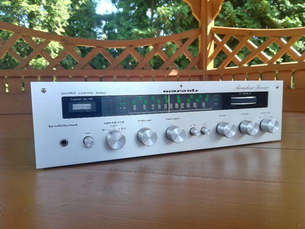 MARANTZ Twenty Nine AM/FM Vintage Receiver Faktura od Audioszop