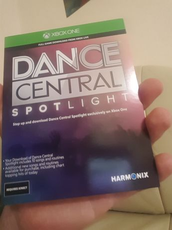 Dance Central Spotlight Kinect xbox one