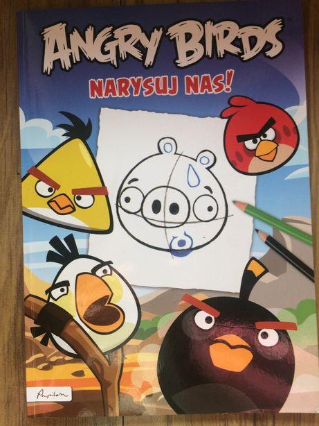 Angry Birds. Narysuj nas! wyd. Papilon