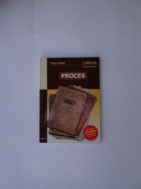 Proces. Franz Kafka.
