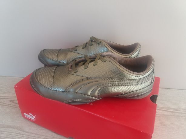 Новые кожаные кроссовки Puma Ursan Irra Scale