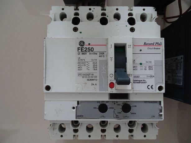 Wyłącznik rozłącznik izolacyjny dużej mocy