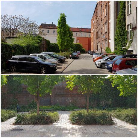 Duże pokoje przy Placu Wróblewskiego / Large rooms to rent in Wroclaw