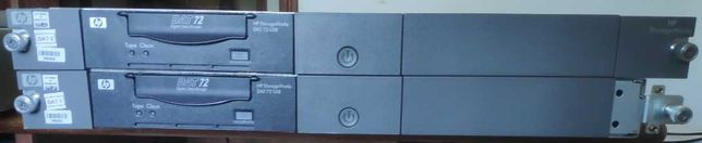 HP StorageWorks 1U USB Rack-Mount Kit