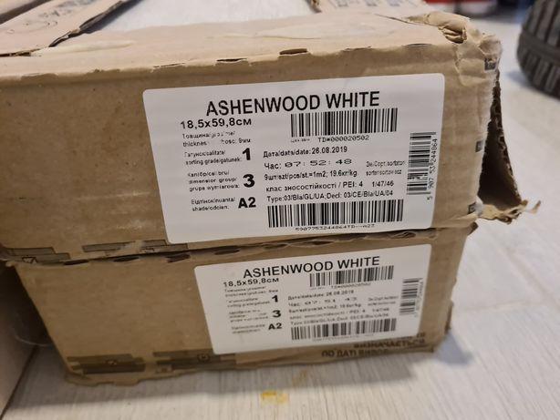 Плитка Ashenwood white