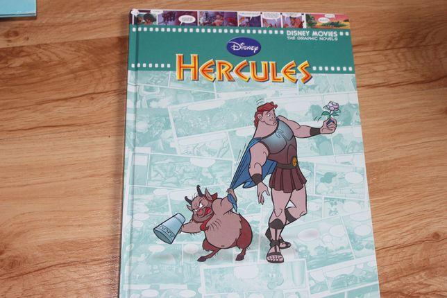 disney hercules ksiązka angielski