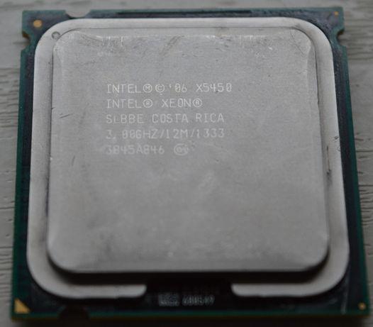 Procesor Intel XEON X5450
