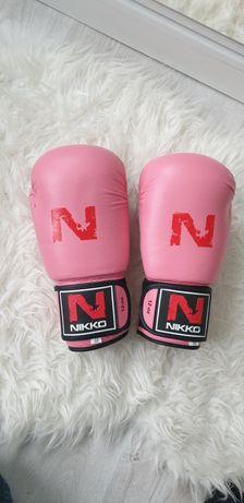 Nowe Rękawice bokserskie 12oz