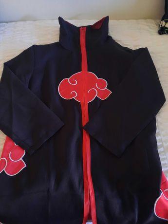 MANTO AKATSUKI de Naruto tamanho S