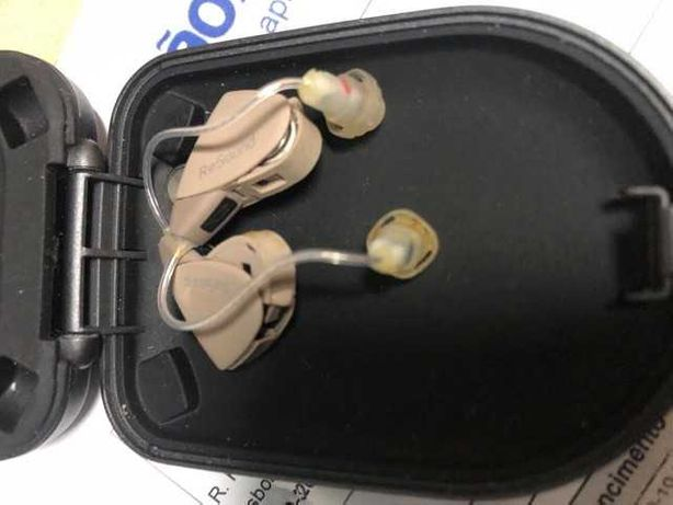 Aparelho auditivo Audição Activa