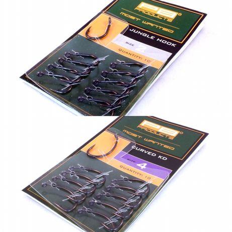 Крючки карповые PB Products