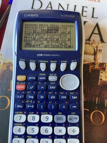 Calculadora Grafica CASIO