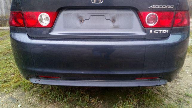 zderzak tył Honda Accord VII sedan