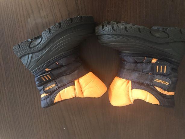 Nowe ciepłe buciki Khombu 6 miesięcy