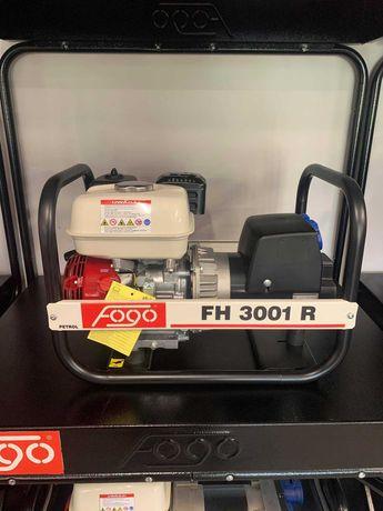 Agregat prądotwórczy FOGO FH3001R