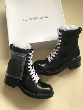 Ботинки Calvin Klein оригинал размер 38