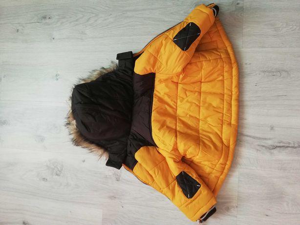 Зимняя курточка детская