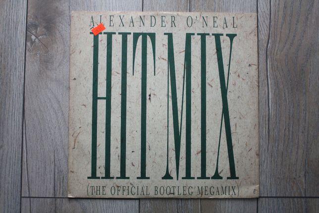 Alexander O'Neal – Hitmix 1989 winyl płyty winylowe