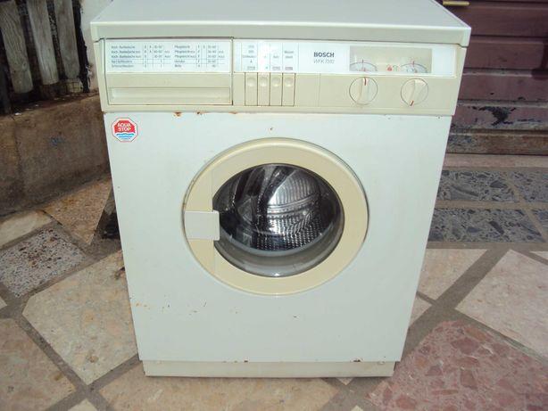 Máquina de lavar roupa Bosch