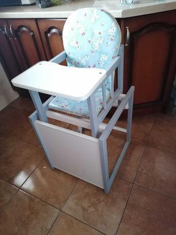 Oddam krzesełko 3w1 do karmienia