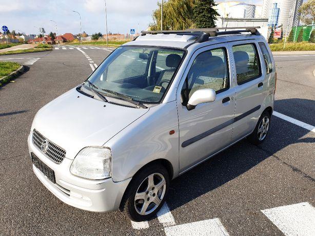 Opel Agila 1.0 12V Suzuki Wagon R+ Świeżo sprowadzona z NIEMIEC !