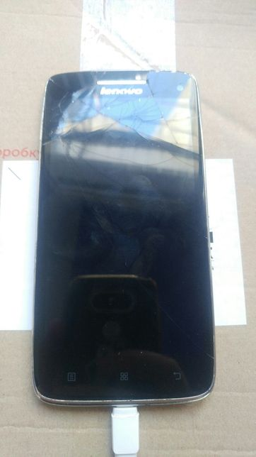 Lenovo S960 битый экран