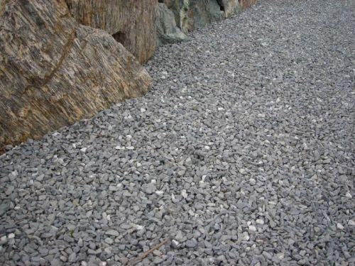 Kamień kruszywo tłuczeń kliniec słowacki 8-16mm szary