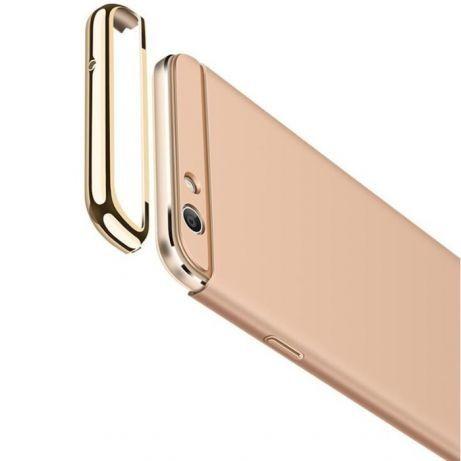 Luxe чехол для Samsung Galaxy S6  gold