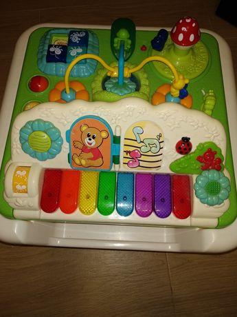 Chicco modo игровой центр пианино столик