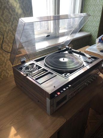 Gramofon amplituner Aiwa 5080A Stereo Cassette Music System