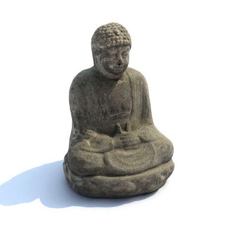 Mała figurka do terrarium Budda