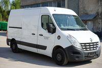 Renault Master 2,3 dci furgon bus blaszak do 3,5t Blaszak furgon bus