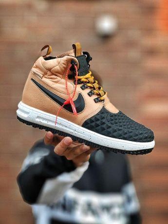Мужские зимние кроссовки Nike Lunar Force DuckBoot / Найк Лунар Фор