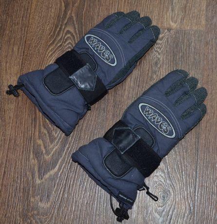 Перчатки для сноуборда, лыж Eska (оригинал) На ладони защитная пластин