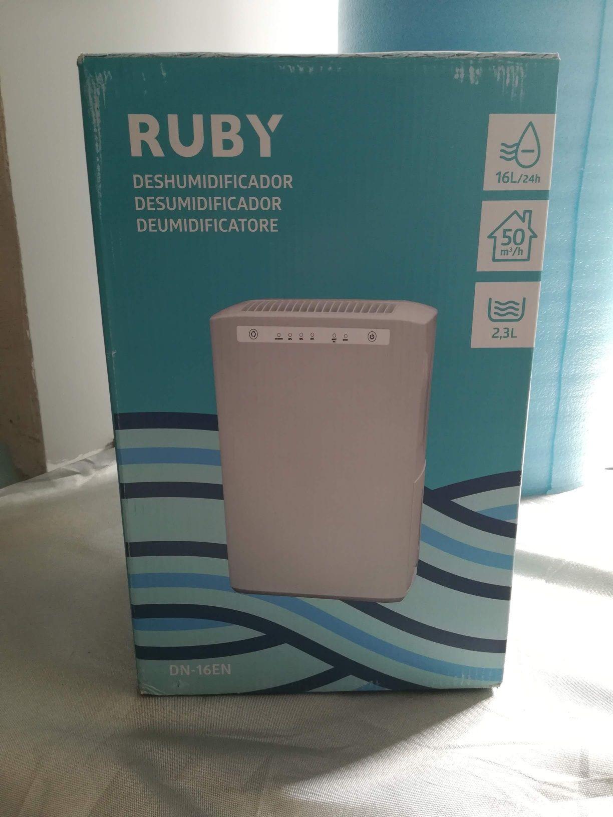 Desumidificador Ruby de 16 litros