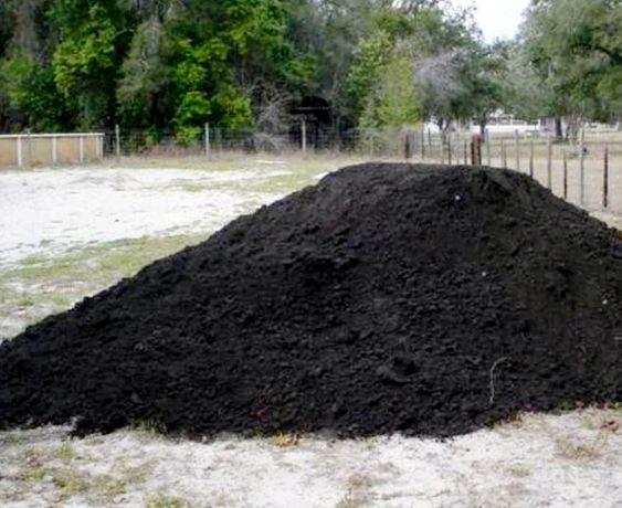 Чорнозем з доставкою!Пісок